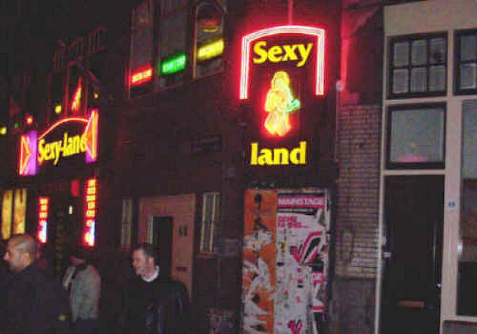 Image - The original Sexy-land location